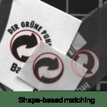Shape based matching