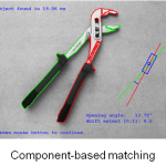 component based matching