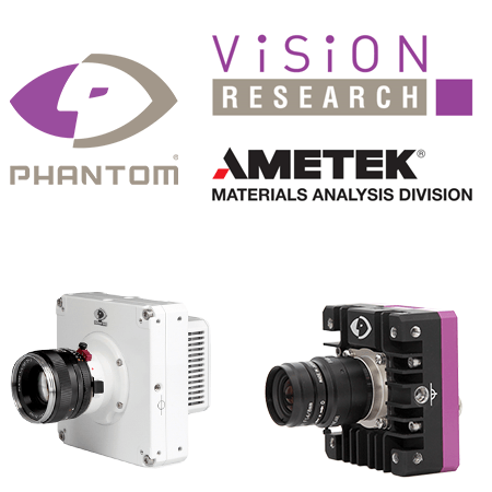 Phantom High Speed Cameras From Multipix