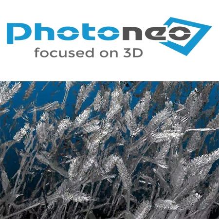 Photoneo 3D Scanner Wheat