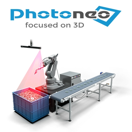 Photoneo Bin Picking Studio