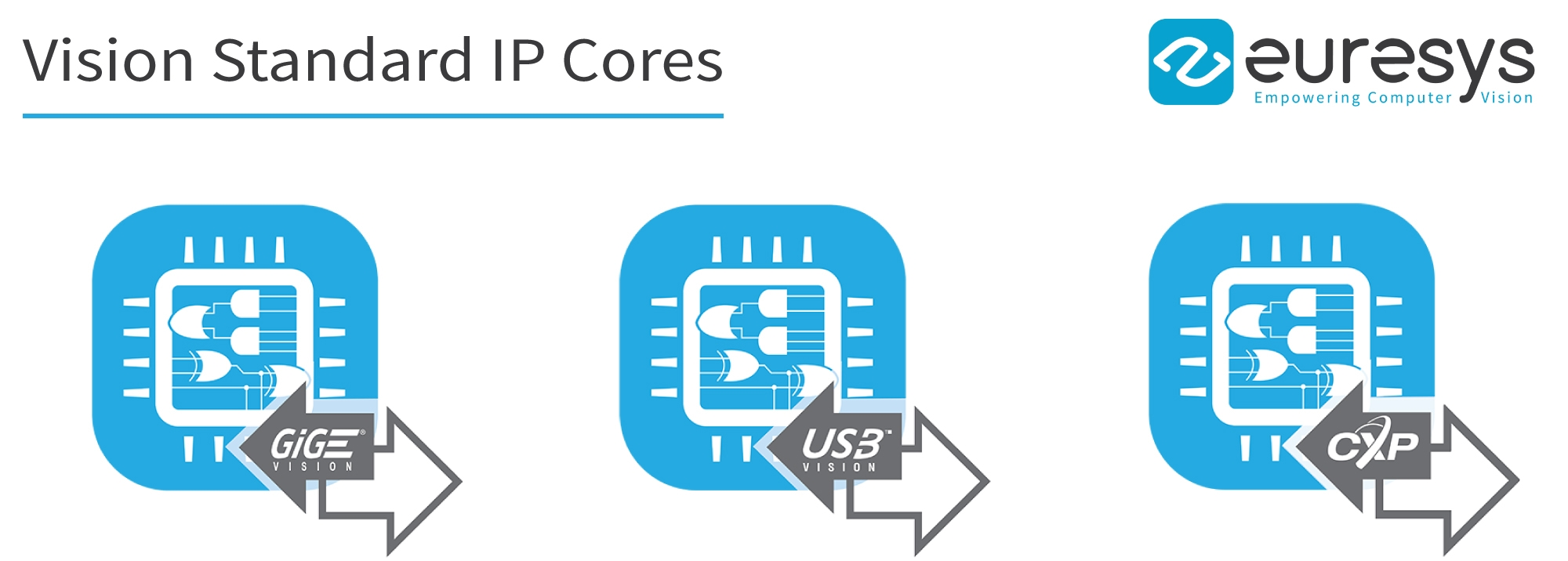 Euresys Transport Layer IP Cores