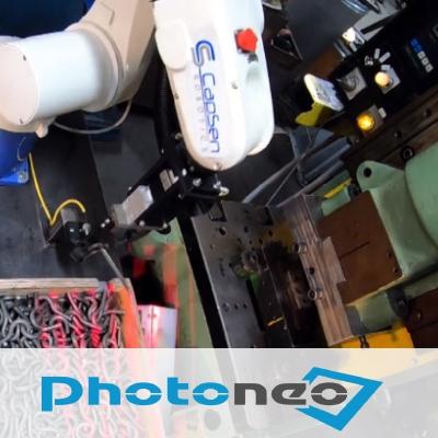 Photoneo Bin Picking Disentangle