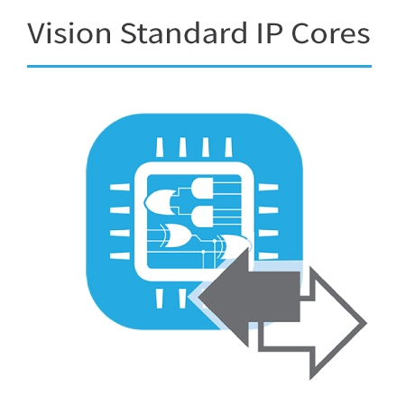 Vision Standard IP Cores